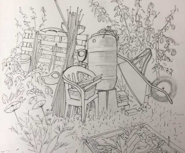 allotment drawing 1